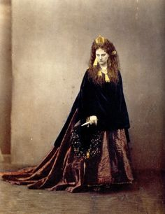 <b>The 19th-century Italian aristocrat, better known as as <i>La Castiglione</i>, was an iconic model, muse, mistress, narcissist, and queen of <i>drama</i>.</b> Daphne Guinness, eat your heart out.