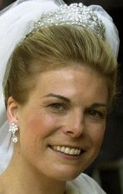 Tiara Mania: Laurel Wreath Tiara worn by Princess Laurentien of the Netherlands
