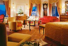 Märchenhafte Suite im historischen Schloss Turm