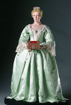 Sarah ChurchillsDuchess of Marlborough Doll    Photo courtesy of the Gallery of Historical figures (http://www.galleryofhistoricalfigures)