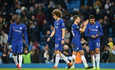 If the result alone was not hard enough for Chelsea fans to take, exiting the stadium to the sound of Madness' 'One Step Beyond', a club anthem at Stamford Bridge, compounded the misery. Chelsea Now, Chelsea Fans, Manchester City, Manchester United, Jimmy Floyd Hasselbaink, Prince Buster, Michael Ballack, Premier League Table