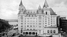 Fairmont Chateau Laurier, Ottawa, Canada    This famous property was set for its Grand Opening in April 1912, but the launch was delayed when Charles Melville Hays, the visionary behind the hotel, perished on the maiden voyage of the RMS Titanic. There was also hotel furniture onboard.  On June 2 and 3, Fairmont Chateau Laurier will welcome the public for special period costume tours,  music and cake. Right now, guests can enjoy  an adaptation of the very last dinner served on the Titanic.