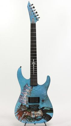is a Electric Guitar Store specializing in ESP Guitars with a huge archive of ESP Guitars from Custom Shop, LTD, Rare to Wild, you will find Guitar Art, Cool Guitar, Esp Guitars, Guitar Store, Schecter, Ibanez, Heavy Metal, Bass, Exotic