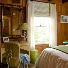 beach decor cabin bedroom
