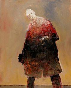 Mel McCuddin - 'The Traveler' - The Art Spirit Gallery of Fine Art