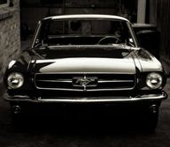 true muscle car..