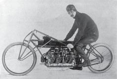 The full story of Glen Curtiss and his V8 motorcycle can be found in our feature...