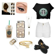 """Untitled #16"" by raghad-majeed ❤ liked on Polyvore"
