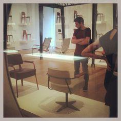 """Photo by tuzina a #gioiadarte _ visita alla mostra """"una passione per Jean Prouvé"""""""