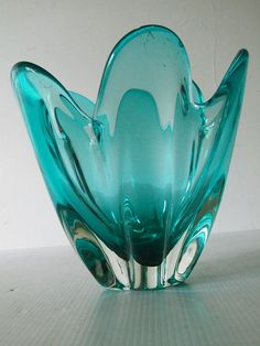❦ Murano glass vase                                                                                                                                                     More