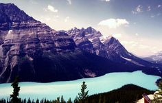 Awesome Peyto Lake Banff and also Peyto Lake And Lake Louise In Canada | Goventures.org