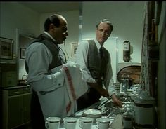 NB! Have a look at the following two blog post from my other blog, investigatingpoirot.blogspot.com  as well: 'The Apartment in Text and o...