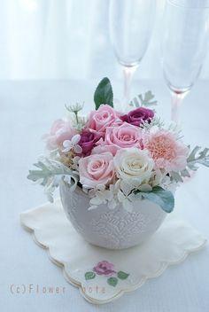 『発表会とフラワーギフト』 http://ameblo.jp/flower-note/entry-11030162436.html