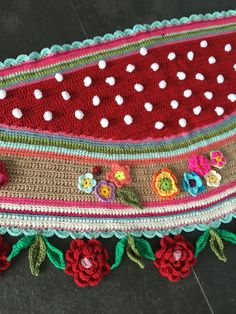 Crochet Scarves, Crochet Shawl, Knit Crochet, The Happy Hooker, Knitted Afghans, Felt Dolls, Cute Crafts, Crochet Crafts, Needlework