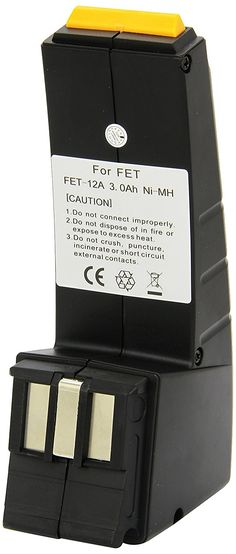 AccuPower battery suitable for Festo BP12°C, BPH 12°C, CCD BPH12°C30