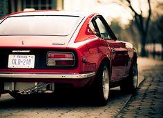 Datsun 240Z.