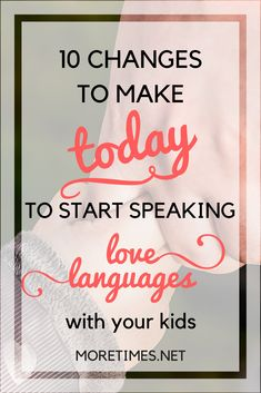 Simple changes and routines you can implement TODAY that will improve your positive parenting. #positiveparenting #parenting #kids #lovelanguages #toddlers #SAHMlife #moretimes #momlife
