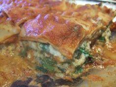 Chloe Coscarelli's Ooh-la-la Lasagna, It's vegan AND delicious!