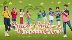 "Christian Worship Dance ""Praise God With an Undivided Heart"" Worship Dance, Praise And Worship Songs, Worship God, Praise God, Lobe Den Herrn, Receiving The Holy Spirit, Christian Music Videos, Christian Religions, Chor"