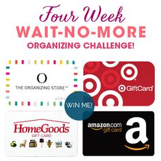 "IHeart Organizing: Four Week ""Wait-No-More"" Organizing Challenge! Week 1 - Time Management Organization (and a link party) Daily Organization, Household Organization, Organizing Life, Time Management Printable, Mom Schedule, Challenge Week, Life Plan, Keep Trying, Master Closet"