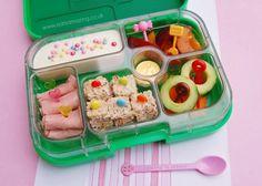 Eats Amazing - Sweet themed yumbox lunch