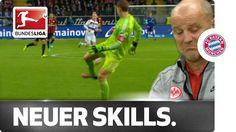#4-0win #bale #Bundesliga #by #even #FCBaye... #football #Fußball #gareth #garethbale #German #germany #goalkeeper #impressed #is #keeper #manuel #manuelneuer #neuer #pass #realmadrid #Season2014/2015 #Skill... #soccer #unreal Unreal Pass by Manuel Neuer - Even Gareth Bale is Impressed