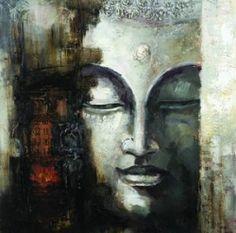 explore peinture de bouddha