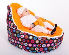Baby Beanbag - A Stylish and Quality Alternative to the Baby Rocker