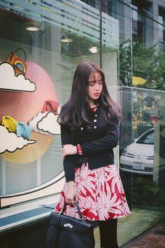 Korean fashion | www.milkcocoa.co.kr