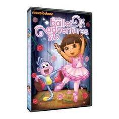 dora the explorer Dora's Ballet Adventures