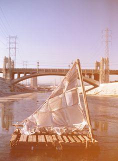a get away raft