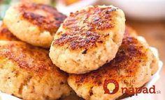 Fit obed pripravený bez nadbytočného tuku či pridanej strúhanky. Vyskúšajte ľahké fašírky z kuracieho mäska a kapusty.