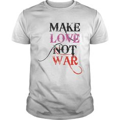 Make Love Not War Perfect T-shirt /Guys Tee / Ladies Tee / Youth Tee / Hoodies / Sweat shirt / Guys V-Neck / Ladies V-Neck/ Unisex Tank Top / Unisex Long Sleeve make your t shirt ,t shirt on ,tshirt store ,where can i get t shirts made ,quality mens t shirts , link t shirt ,got t shirts online ,customize at shirt ,graffiti t shirts ,shirt tee , printed design t shirts ,mens shirts and t shirts ,t shirt shirt designs ,offensive tshirts ,humorous tee shirts ,mens stylish tshirts ,buy cool t…