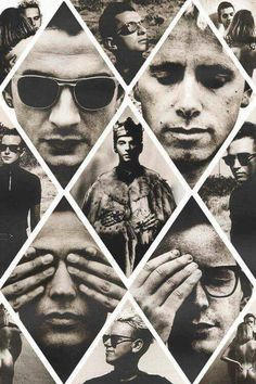 Depeche Mode Anton Corbijin