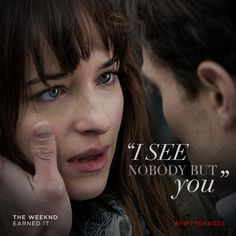 "The Weeknd ""Earned It"" from the Fifty Shades Of Grey soundtrack"