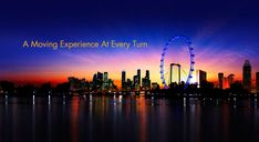 Singapore Flyer | A Moving Experience At Every Turn