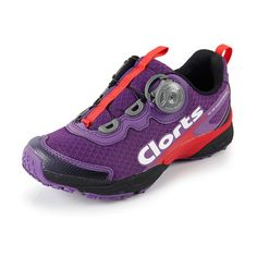 681a2e31882f7 Clorts Womens BOA Performance Trail Running Shoe Athletic Speed Trainer Training  Shoe Purple 3F011C US8.