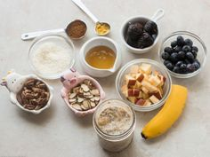 Overnight Oats for Breakfast: Food Network   Healthy Eats – Food Network Healthy Living Blog