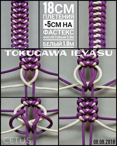 How To Make An Emperor Parabuddy Paracord Zipper Pull Lanyard TutorialNeed A New Buddy? Make an Emperor Parabuddy! Perfect For Zipper Pulls And Lanyards Knotwork survival bracelet cording paracord instructions paracord knot macrames craftideas macrame Paracord Weaves, Paracord Braids, Paracord Knots, Paracord Bracelet Designs, Paracord Projects, Paracord Bracelets, Yarn Bracelets, Paracord Tutorial, Macrame Tutorial