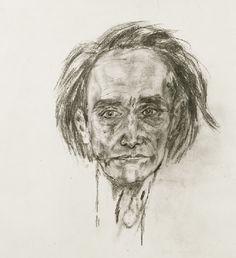 Antonin Artaud: Self portrait