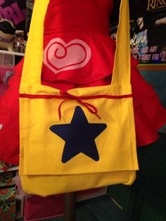 Animal Crossing Inspired Bell Bag/ Messenger