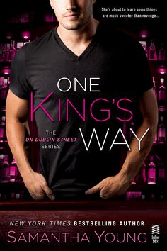One King's Way (On Dublin Street #6.5) by Samantha Young – out Nov. 3, 2015 (click to purchase)