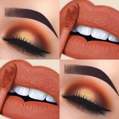 Gorgeous Makeup: Tips and Tricks With Eye Makeup and Eyeshadow – Makeup Design Ideas Cute Makeup, Gorgeous Makeup, Pretty Makeup, Makeup Set, Simple Makeup, Bunny Makeup, Sleek Makeup, Awesome Makeup, Glamorous Makeup