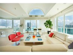 Sunny Isles Beach Luxury Real Estate Spectacular unobstructed 360 degree Ocean to City to Downtown Miami views while enjoying a drink or a meal alfresco. 3' X 3' Limestone flooring. Pininfarina (of Ferrari car fame) custom kitchen. True showpiece SkyHome. - See more at: http://search.nancybatchelor.com/idx/details/listing/a016/A1865399/16500-COLLINS-AV-PH-A-Sunny-Isles-Beach-A1865399#.UoqPAo2E6wF