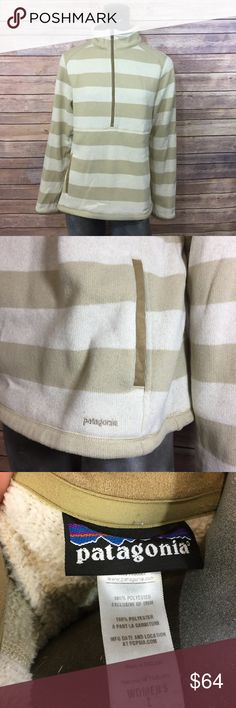 Patagonia Better Sweater 1/2 Zip Pullover Sweater Super soft cozy Pullover thicker sweatshirt type gently worn no flaws Patagonia Jackets & Coats Utility Jackets