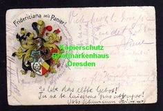 114470 AK Studentika Marburg um 1920 Fridericiana sei´s Panier | eBay