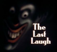 Batman The Animated Series opening title. Episode 04. The Last Laugh.