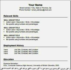 creating a resume for free resume template resume ideas resume format download resume layout