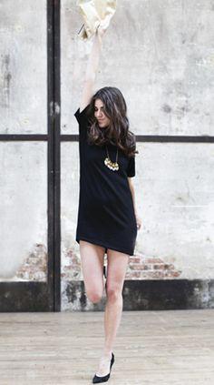 2012 - Les Composantes  by Morgane Sezalory  dress