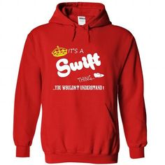 Its a Swift Thing, You Wouldnt Understand !! tshirt, t  - #cheap hoodie #long hoodie. ACT QUICKLY => https://www.sunfrog.com/Names/Its-a-Swift-Thing-You-Wouldnt-Understand-tshirt-t-shirt-hoodie-hoodies-year-name-birthday-4915-Red-47893329-Hoodie.html?68278